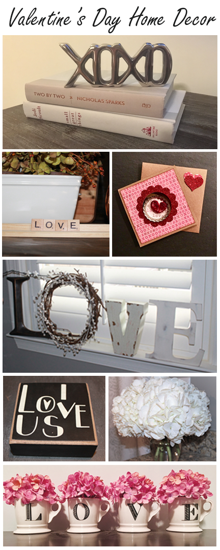 Valentine 39 s day home decor for Home decorations for valentine s day