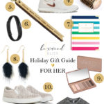 2017 Holiday Gift Guide – For Her