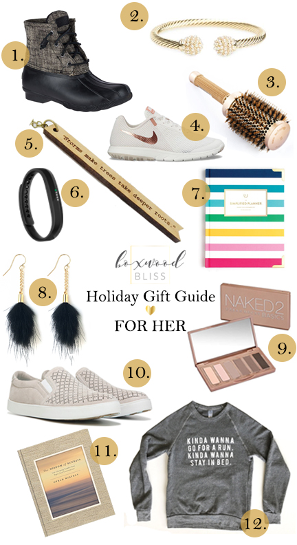 450b48224 Friday I posted my 2017 Holiday Gift Guide – For the Home, today is 2017  Holiday Gift Guide – For Her! There are gifts of all price ranges on this  guide, ...