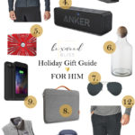 2017 Holiday Gift Guide – For Him