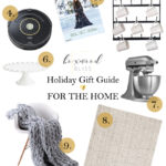 2017 Holiday Gift Guide – For the Home